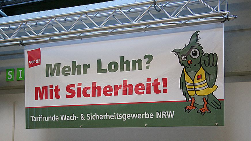 Wach- und Sicherheitsgewerbe NRW, Besondere Dienste,