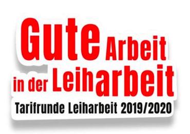 Leiharbeit Tarifrunde 2018/2019, Besondere Dienste NRW,
