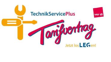 Tarifvertrag, LEG, TSG, Tarifverhandlungen, Besondere Dienste NRW,
