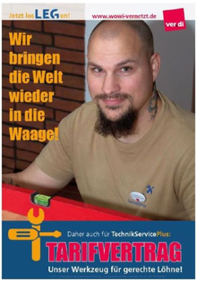 Ausstand, Streik, Wohnungswirtschaft NRW, TSP, Alle Standorte, Besondere Dienste NRW, Tarifvertrag, LEG,