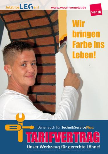 Ausstand, Streik, Wohnungswirtschaft NRW, , LEG, TSP, Alle Standorte, Besondere Dienste NRW, Tarifvertrag, LEG,