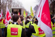 Wach- und Sicherheitsgewerbe NRW, Tarifverhandlungen, Tarif, Streik, Besondere Dienste NRW,