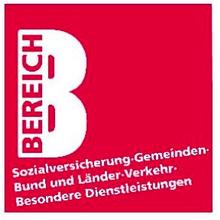 Bereich B NRW, Besondere Dienste NRW, Sozialversicherung, Bund und Länder, Gemeinden, Verkehr,