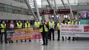 Aviation, Luftsicherheit NRW, Besondere Dienste NRW, Überlastungsanzeige,