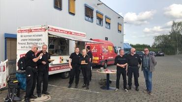 Geld- und Wertdienstbranche, Loomis Dortmund, Tour de Betrieb, Besondere Dienste NRW,